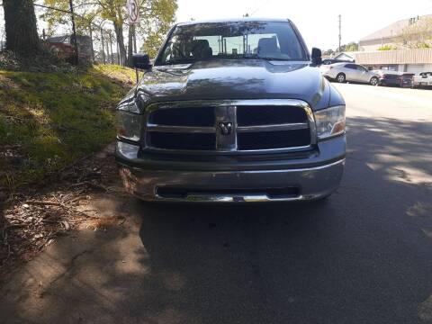 2010 Dodge Ram Pickup 1500 for sale at Star Car in Woodstock GA