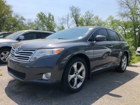 2009 Toyota Venza for sale at Top Line Import of Methuen in Methuen MA