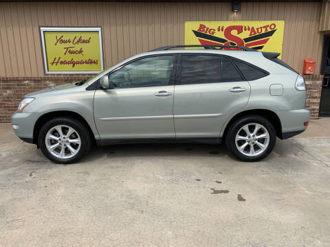 2009 Lexus RX 350 for sale at BIG 'S' AUTO & TRACTOR SALES in Blanchard OK