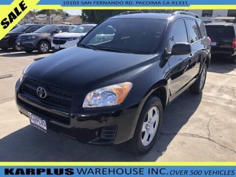 2012 Toyota RAV4 for sale at Karplus Warehouse in Pacoima CA