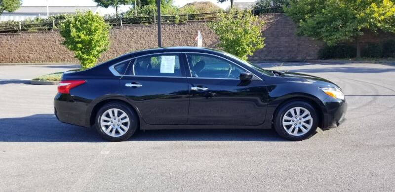 2016 Nissan Altima for sale at Lehigh Valley Autoplex, Inc. in Bethlehem PA