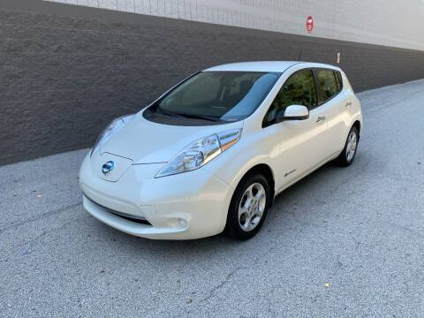 2015 Nissan LEAF for sale at Kars Today in Addison IL