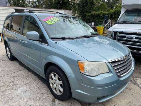 2008 Chrysler Town and Country for sale at Quality Motors of Germantown in Philadelphia PA
