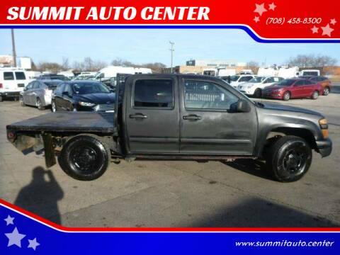 2005 Chevrolet Colorado for sale at SUMMIT AUTO CENTER in Summit IL