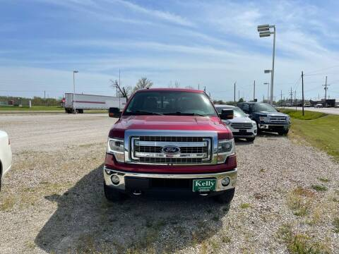 2014 Ford F-150 for sale at Kelly Automotive Inc in Moberly MO