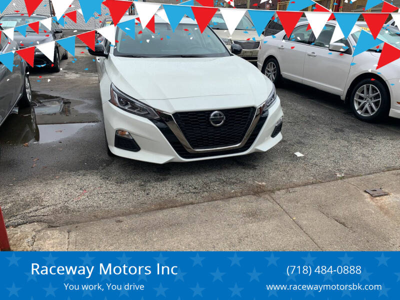 2019 Nissan Altima for sale at Raceway Motors Inc in Brooklyn NY