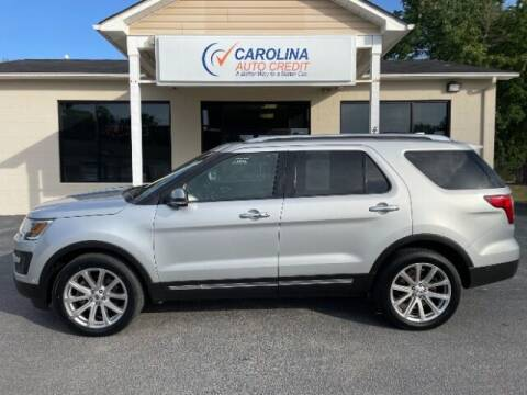 2017 Ford Explorer for sale at Carolina Auto Credit in Youngsville NC
