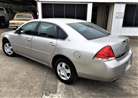 2006 Chevrolet Impala for sale at Prime Autos in Vidor TX