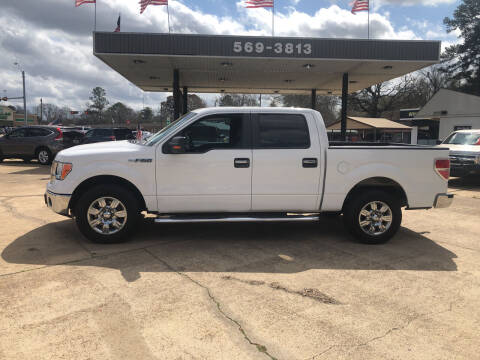 2012 Ford F-150 for sale at BOB SMITH AUTO SALES in Mineola TX