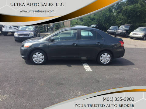 2010 Toyota Yaris for sale at Ultra Auto Sales, LLC in Cumberland RI