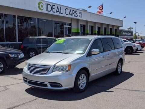 2012 Chrysler Town and Country for sale at Ideal Cars in Mesa AZ