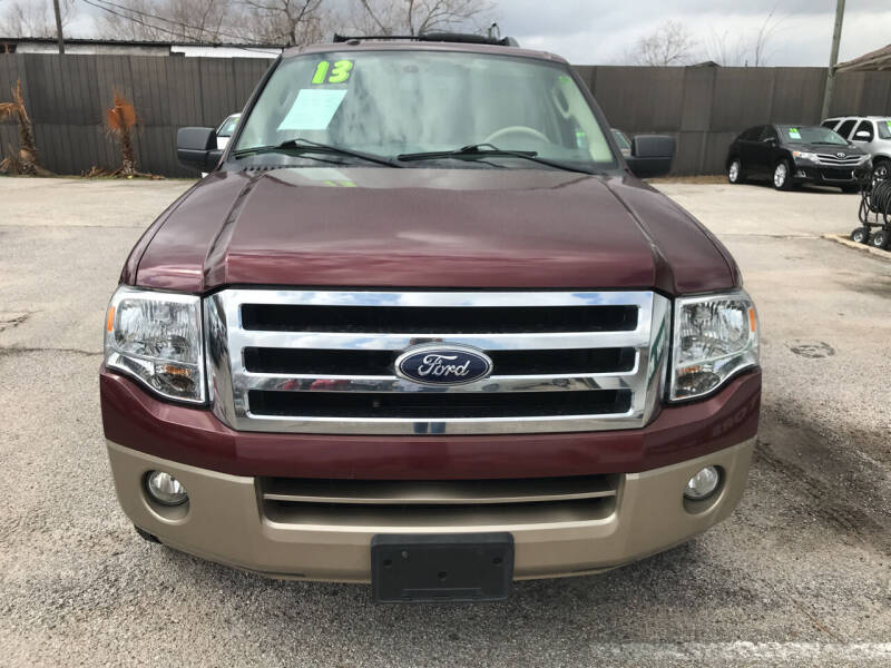 2013 Ford Expedition for sale at SOUTHWAY MOTORS in Houston TX