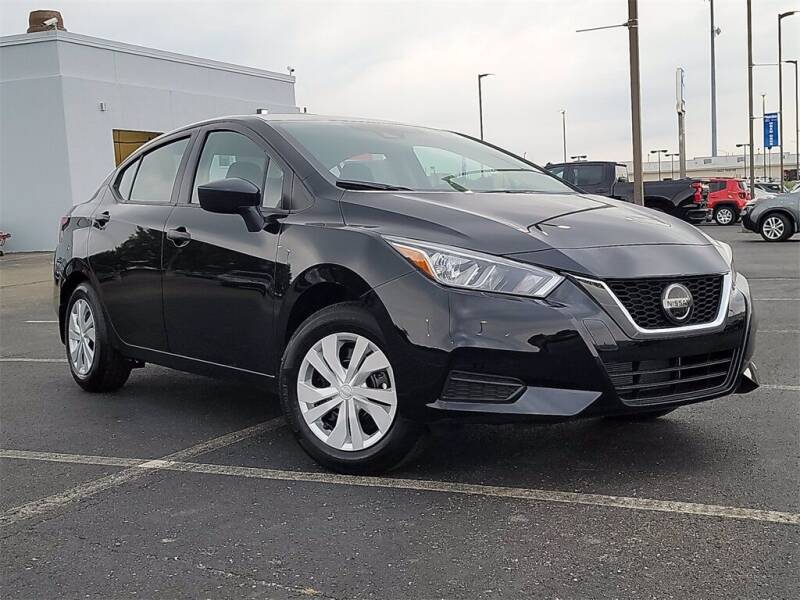 2021 Nissan Versa for sale in Lancaster, OH