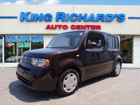 2012 Nissan cube for sale at KING RICHARDS AUTO CENTER in East Providence RI