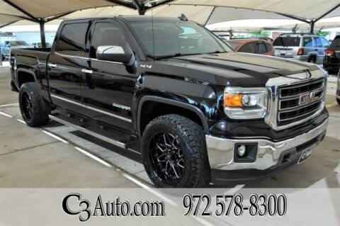 2015 GMC Sierra 1500 for sale at C3Auto.com in Plano TX