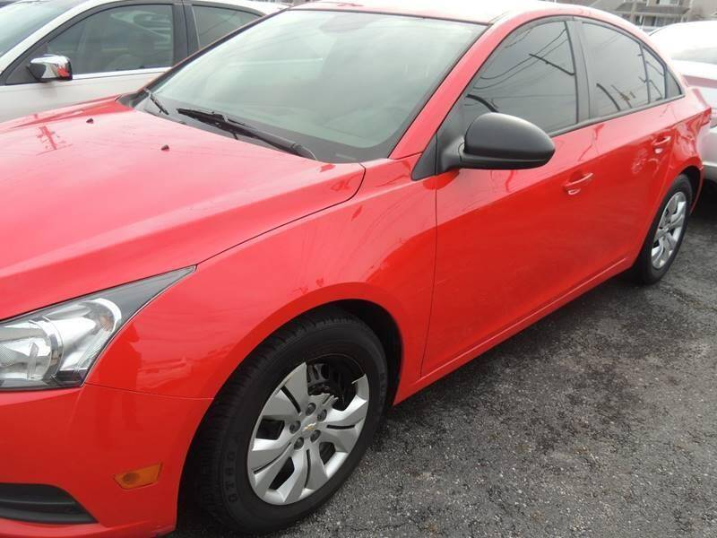 2014 Chevrolet Cruze for sale at Cars East in Columbus OH