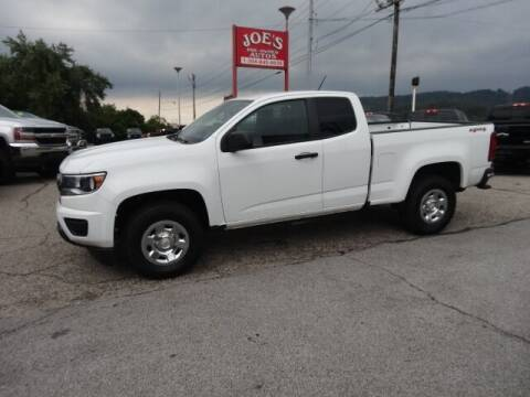 2018 Chevrolet Colorado for sale at Joe's Preowned Autos in Moundsville WV