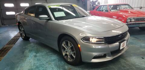 2015 Dodge Charger for sale at Stach Auto in Janesville WI