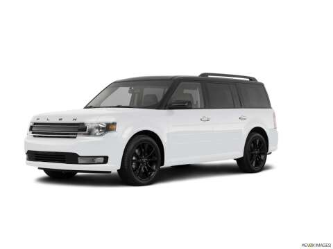 2019 Ford Flex for sale at Mann Chrysler Dodge Jeep of Richmond in Richmond KY