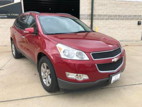 2012 Chevrolet Traverse for sale at KAYALAR MOTORS Mechanic in Houston TX