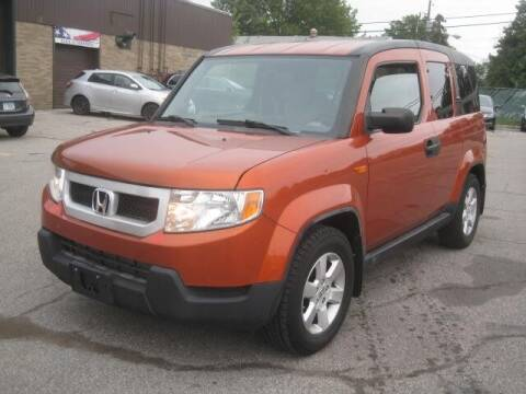 2010 Honda Element for sale at ELITE AUTOMOTIVE in Euclid OH