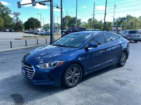 2018 Hyundai Elantra for sale at Smart Buy Car Sales in Saint Louis MO