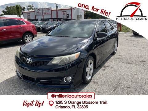 2014 Toyota Camry for sale at Millenia Auto Sales in Orlando FL