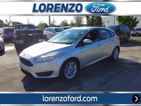 2017 Ford Focus for sale at Lorenzo Ford in Homestead FL