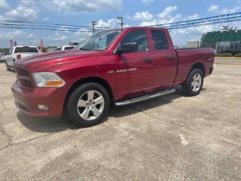 2012 RAM Ram Pickup 1500 for sale at Southeast Auto Inc in Walker LA