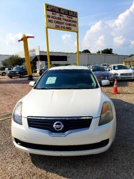 2008 Nissan Altima for sale at CAPITOL AUTO SALES LLC in Baton Rouge LA