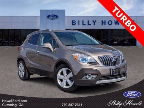 2015 Buick Encore for sale at BILLY HOWELL FORD LINCOLN in Cumming GA