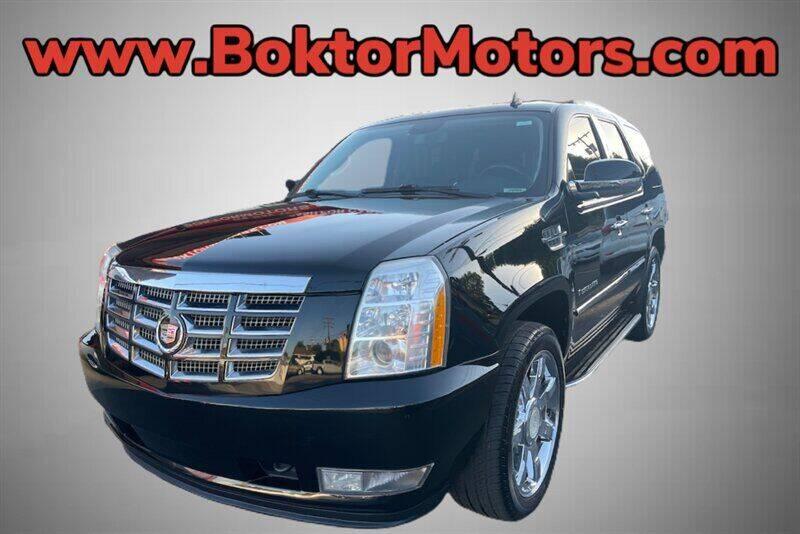 2009 Cadillac Escalade for sale at Boktor Motors in North Hollywood CA