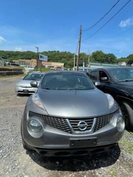 2014 Nissan JUKE for sale at Keyser Autoland llc in Scranton PA