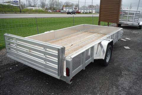 2019 Quality Steel 80 X 14 ALUMINUM DELUXE for sale at Bryan Auto Depot in Bryan OH