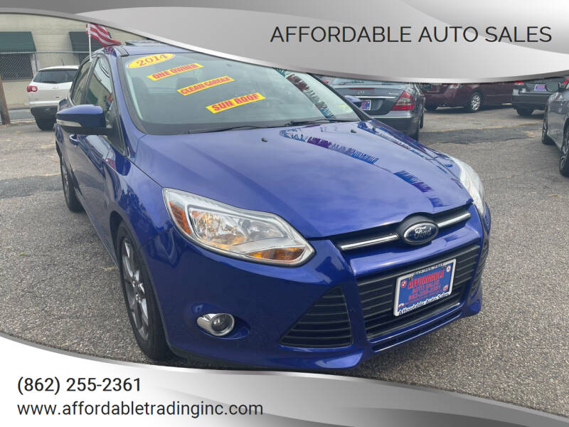 2014 Ford Focus for sale at Affordable Auto Sales in Irvington NJ