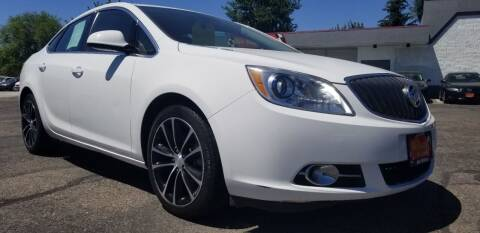 2016 Buick Verano for sale at ALIC MOTORS in Boise ID