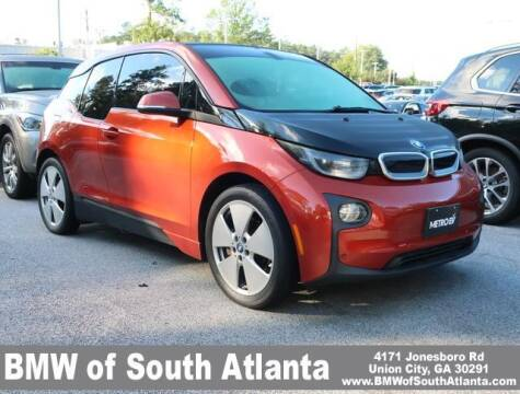 2014 BMW i3 for sale at Carol Benner @ BMW of South Atlanta in Union City GA
