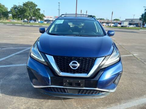 2019 Nissan Murano for sale at Nation Auto Cars in Houston TX