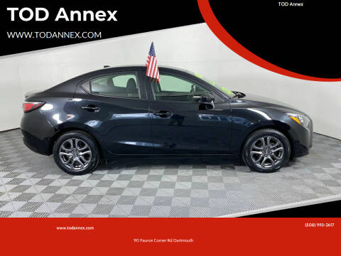 2019 Toyota Yaris for sale at TOD Annex in North Dartmouth MA