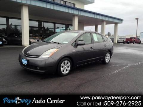2008 Toyota Prius for sale at PARKWAY AUTO CENTER AND RV in Deer Park WA