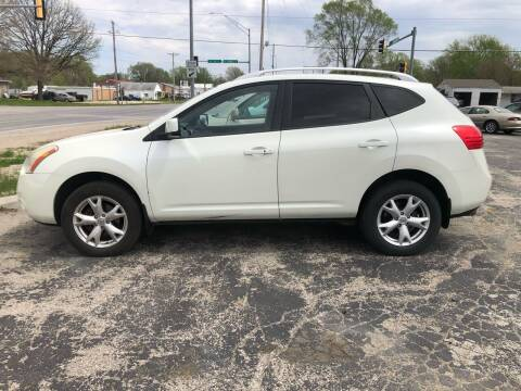 2009 Nissan Rogue for sale at Rocket Cars Auto Sales LLC in Des Moines IA