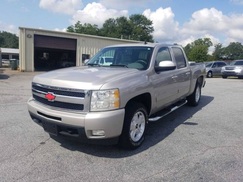2009 Chevrolet Silverado 1500 for sale at Brewster Used Cars in Anderson SC