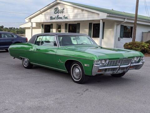 1968 Chevrolet Impala for sale at Best Used Cars Inc in Mount Olive NC