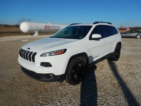 2016 Jeep Cherokee for sale at All Terrain Sales in Eugene MO