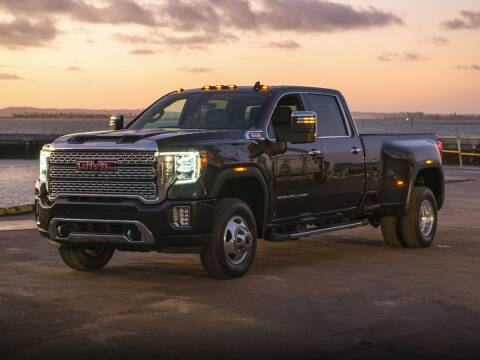 2021 GMC Sierra 3500HD for sale at Rockville Centre GMC in Rockville Centre NY