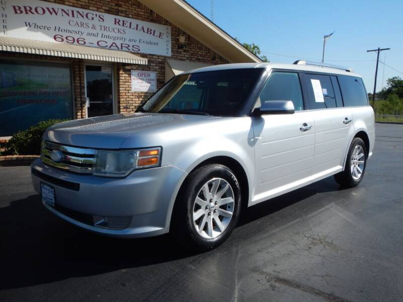 2011 Ford Flex for sale at Browning's Reliable Cars & Trucks in Wichita Falls TX
