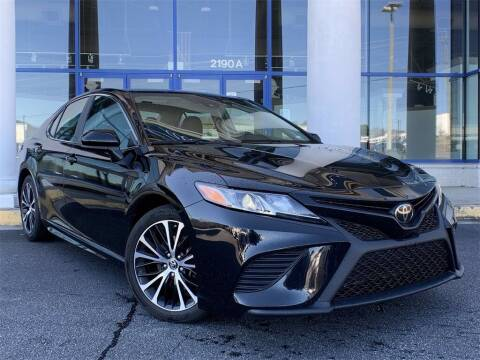 2019 Toyota Camry for sale at Southern Auto Solutions - Capital Cadillac in Marietta GA