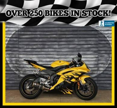 2008 Yamaha YZF-R6 for sale at Motomaxcycles.com in Mesa AZ