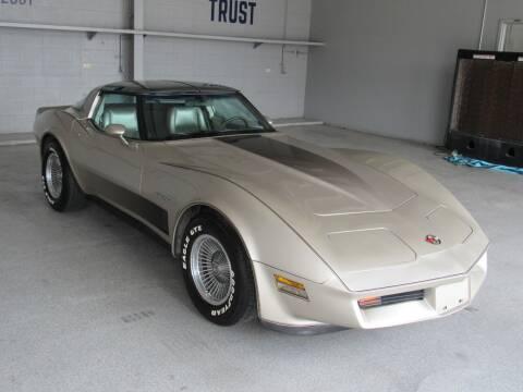 1982 Chevrolet Corvette for sale at TANQUE VERDE MOTORS in Tucson AZ