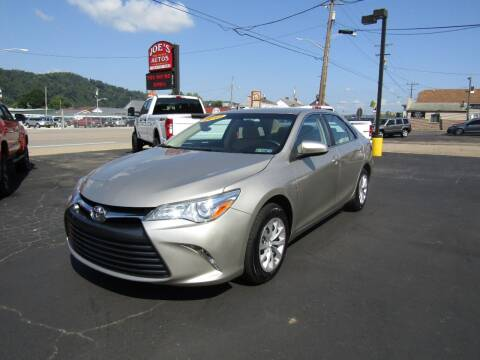 2017 Toyota Camry for sale at Joe's Preowned Autos 2 in Wellsburg WV